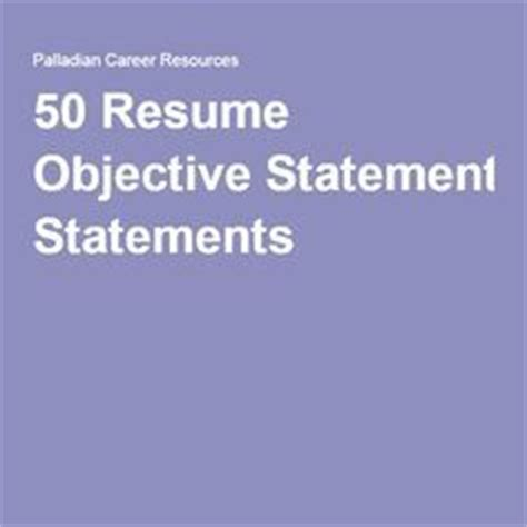 Resume assistant accounting objectives